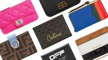 2020最新名牌卡片套20款大檢閱 Chanel、Celine、Fendi入門必買推介