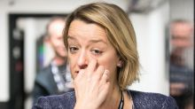 BBC political editor Laura Kuenssberg says trolls are trying to silence her - but it won't work