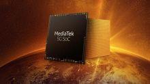 MediaTek encosta na líder Qualcomm no mercado de processadores de celular