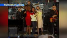 Look back at Alicia Keys' Times Square performance on 'GMA'