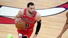 Bulls' Zach LaVine Draws One All-NBA Third Team Vote