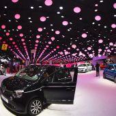 New concepts but Paris car show losing va-va-voom