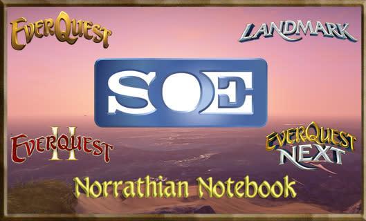 Norrathian Notebook:  SOE says bye-bye ProSiebenSat.1, hello Landmark Player Studio