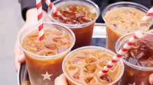 Pret is giving away free iced coffee this Friday