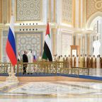 Putin talks investments and space in Abu Dhabi