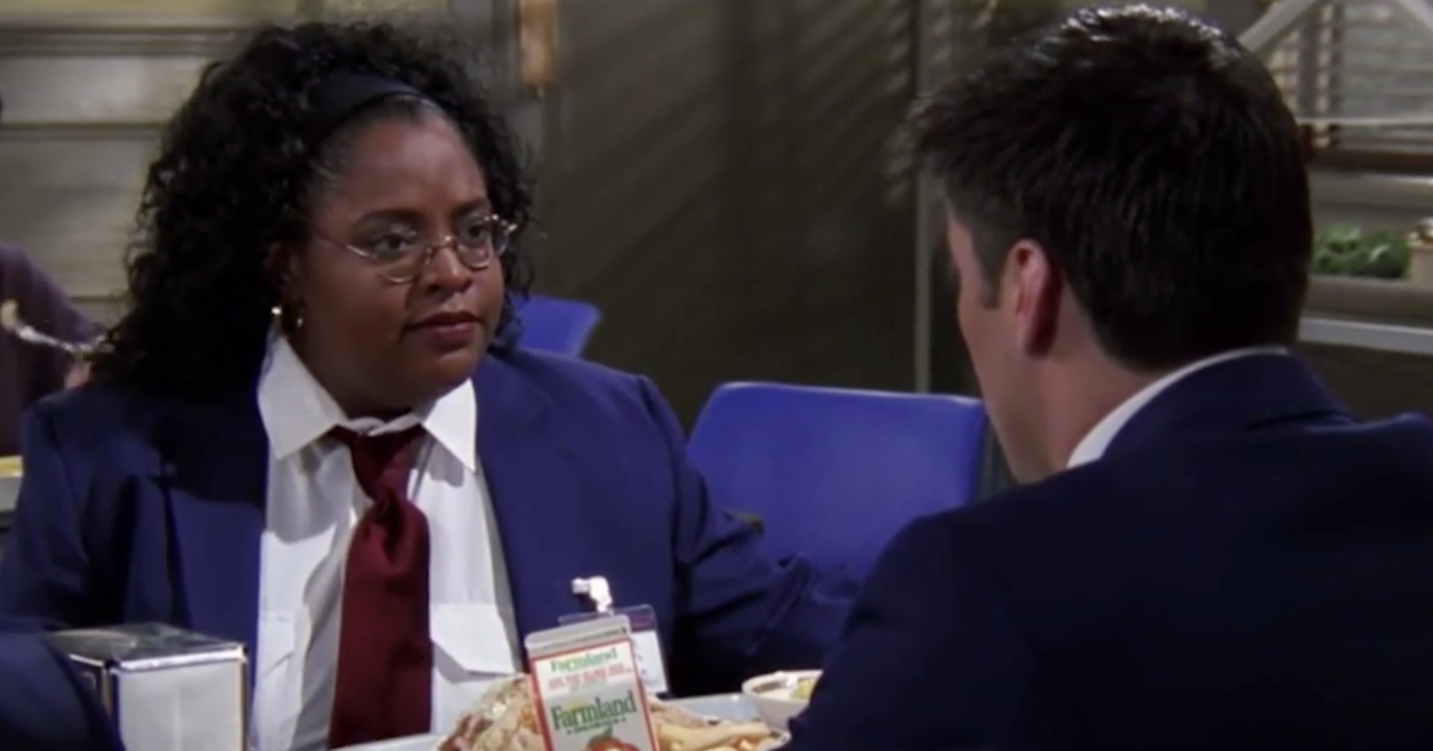 Sherri Shepherd shares the pudding on her unforgettable 'Friends' role: 'There weren't many black people on'