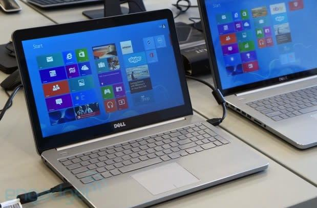 Dell intros the Inspiron 7000 series, a line of mid-range, thin-and-light laptops starting at $699