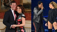 Princess Eugenie Attends Beyoncé and Jay Z's Tour
