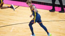 Kelly Oubre 'day to day,' likely out for Warriors-Nuggets game