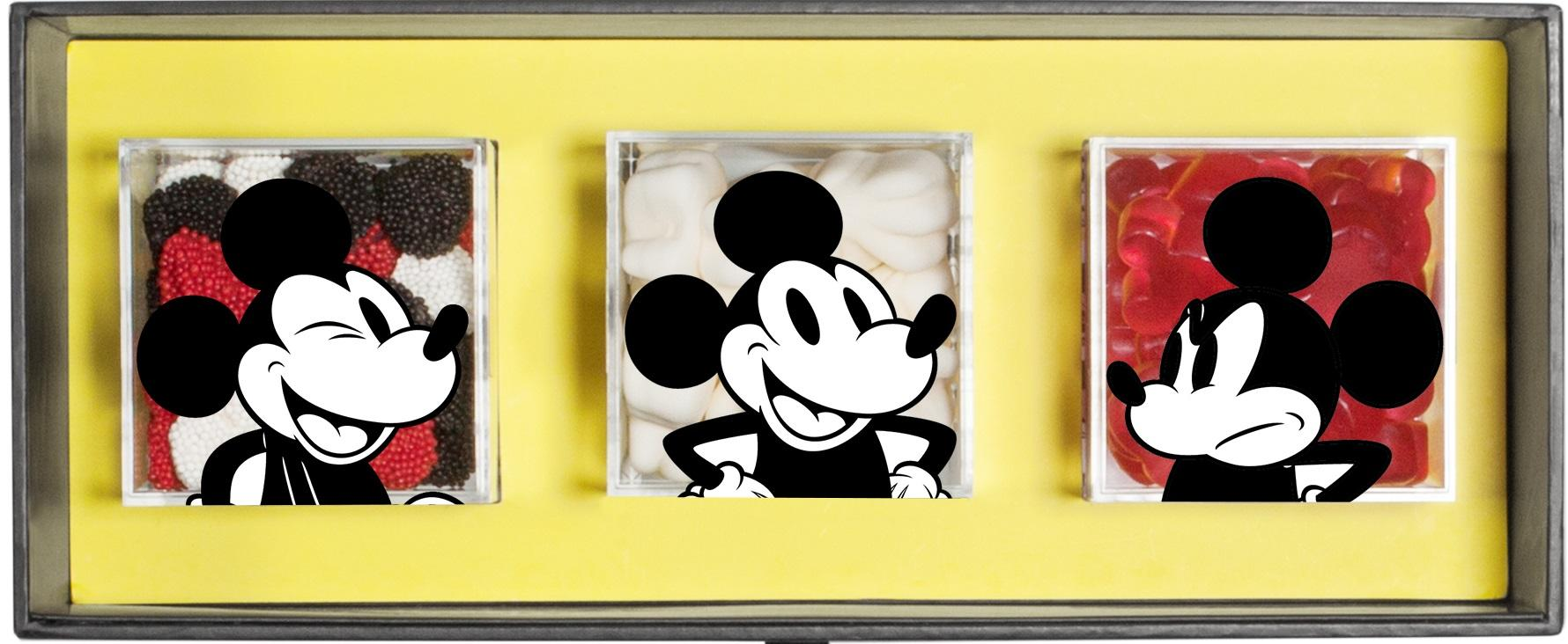 Disney and Sugarfina Teamed Up to Create the Cutest Mickey Mouse ...