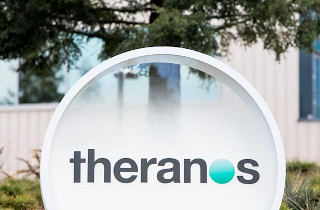 Theranos lab failed to meet its own accuracy standards