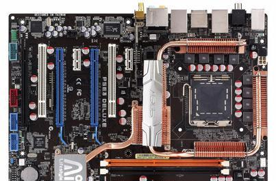 ASUS P5E3 Deluxe mobo boots in five seconds with embedded Linux