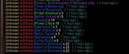 Guildwatch: Unknown withdrew... any chance of joining another guild