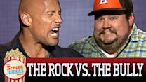 Screen Junkies Show: The Rock Smacks Down High School Bully