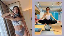 【黃金減肥期】經期後一周瘦得最有效果 3組訓練練腹部核心 馬甲線快出來!