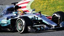 Formule 1 – Mercedes impose déjà sa loi à Barcelone