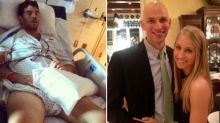 Man discovers life-saving treatment for disease that nearly killed him