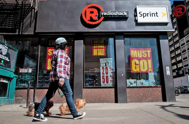 Lawsuit claims Sprint caused RadioShack's latest bankruptcy