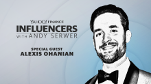 Alexis Ohanian joins Influencers with Andy Serwer