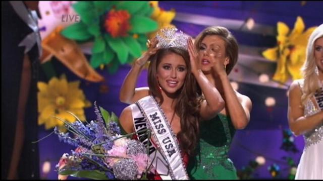 Nia Sanchez Wins Miss USA Pageant