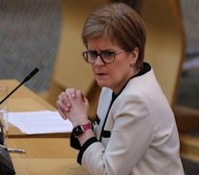 Sturgeon under pressure over claims that complainer's name was leaked to Salmond camp