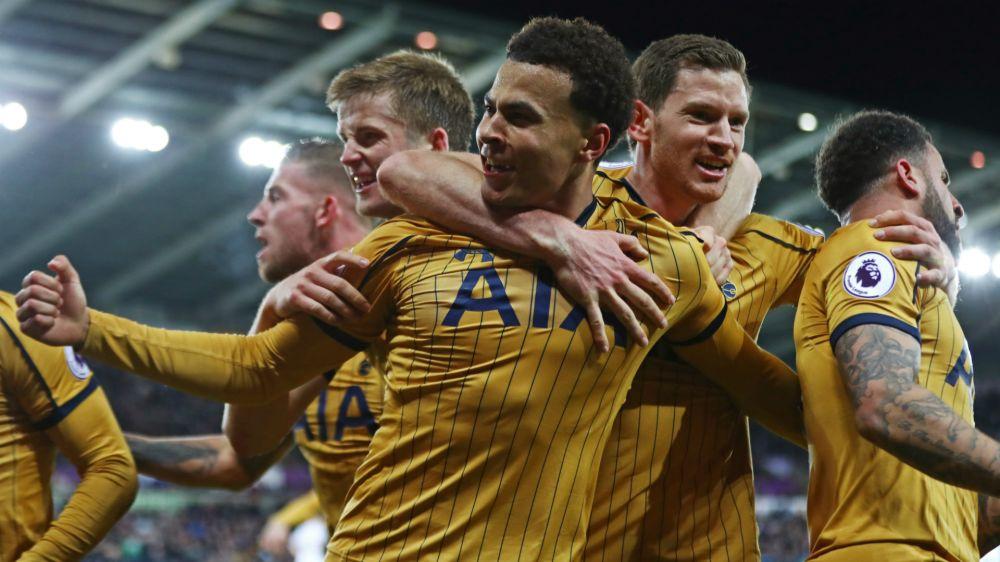 Tottenham, Alli fa 40: meglio di Lampard, Gerrard e Beckham messi insieme