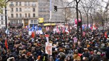 Grève contre la réforme des retraites : les principaux syndicats de cheminots appellent à amplifier la mobilisation