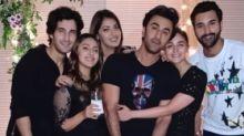 Ranbir Attends Alia's Bestie Akansha Ranjan Kapoor's Birthday Bash