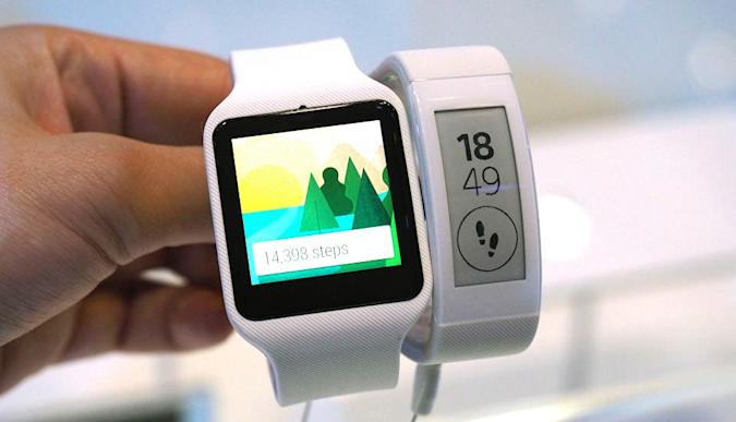 Sony tries to stay relevant in the wearables game with its new watch and fitness band
