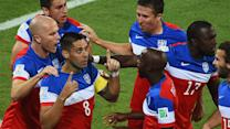 Americans still buzzing day after Ghana win