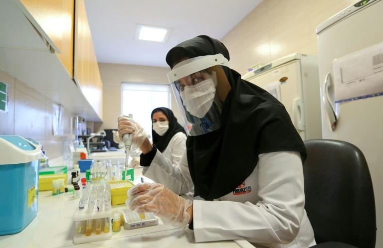 Iran's coronavirus death toll rises by 89 to 4,958 - health ministry