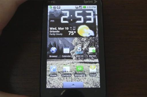 HTC Touch Pro2 gets a new lease of Android life, loves it (video)
