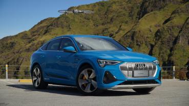 【影】Audi e-tron 50 quattro 不充電武嶺挑戰 – 下集