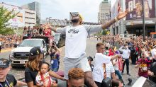 LeBron James is your 2016 Sports Illustrated Sportsperson of the Year