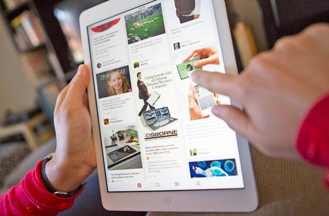Zooming photos is finally a thing for image-driven Pinterest
