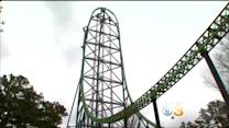 Six Flags Great Adventure Goes Green In Big Way