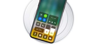 iPhone 8 wireless charger 'sold separately'