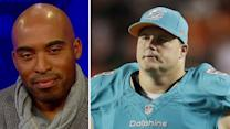 Tiki Barber: Most NFL players support bullying suspect
