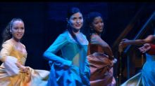 This girl's reaction to Phillipa Soo in 'Hamilton' shows why representation matters