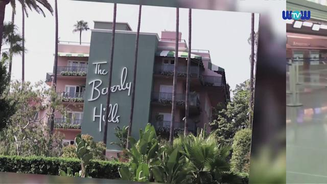 WOWtv - One Brave Hotel Takes Lindsay Lohan as a Guest