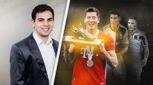 Der Goldene Schuh gebührt Lewandowski - und sonst keinem