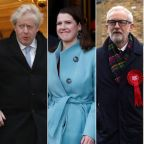 Election result: Boris Johnson's Conservative party set to win landslide, exit poll forecasts