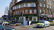 Man in his 40s stabbed to death in broad daylight outside Clapham Common tube station