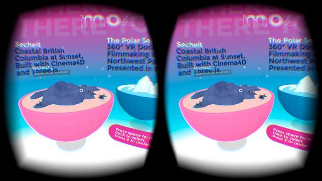Mozilla's new site brings virtual reality to the web