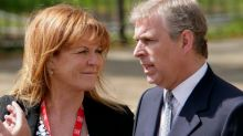 Sarah Ferguson was 'driving force' behind Prince Andrew interview