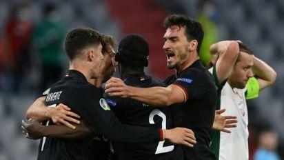 Inglaterra e Alemanha fazem duelo de campeãs mundiais nas oitavas da Eurocopa