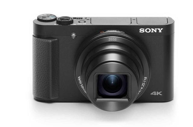 Sony's tiny HX99 camera comes with a 30x zoom lens