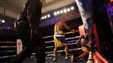 Esquiva arrasa adversário no 1º round e se mantém invicto