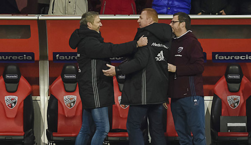 "Bundesliga: Ingolstadt: Hoffnung auf Klassenerhalt ""ungebrochen groß"""