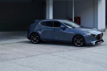 Mazda再3感謝專案開跑、指定車款加碼享限量原廠空力套件組!